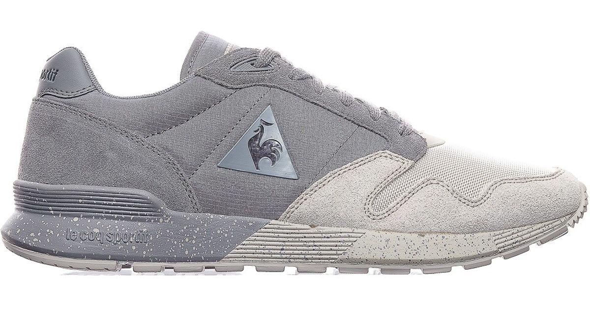 6bdaec67976b Lyst - Le Coq Sportif Omega X Outdoor Sneakers in Gray for Men