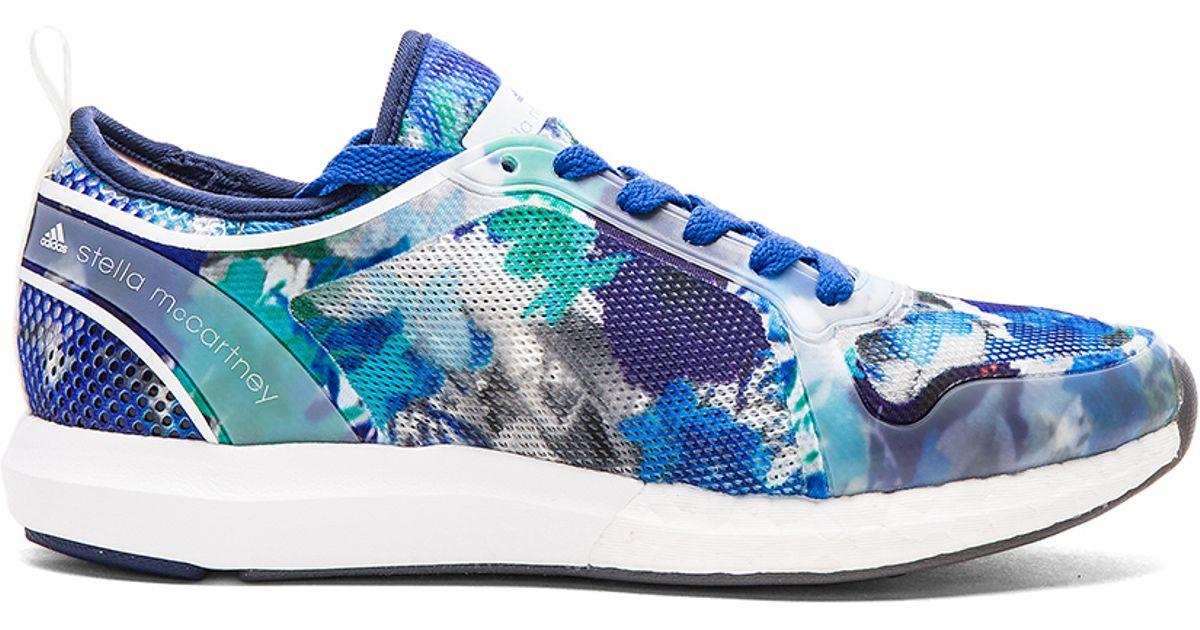 Lyst Adidas Da Stella Mccartney Cc Sonic Scarpe Da Ginnastica In Blu