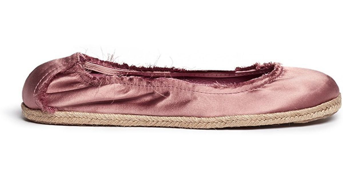 outlet with paypal Pedro Garcia Ibiza Ballet Espadrilles from china cheap price EXrdQf9uW