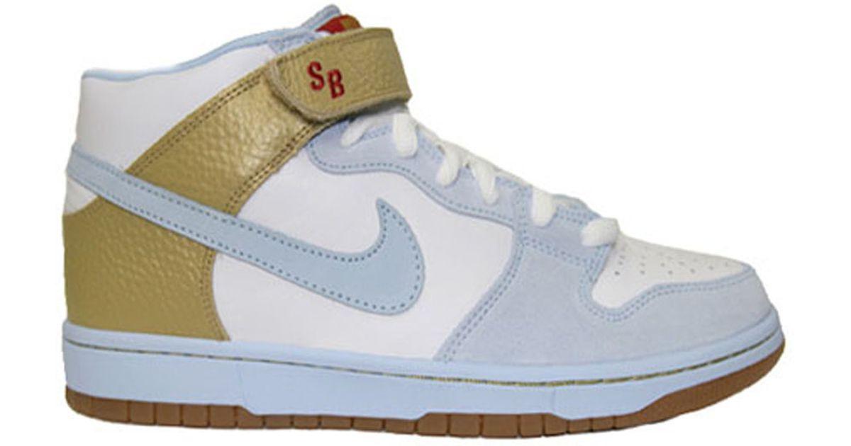 buy online 198e0 f492e Lyst - Nike Sb Dunk Mid Pro