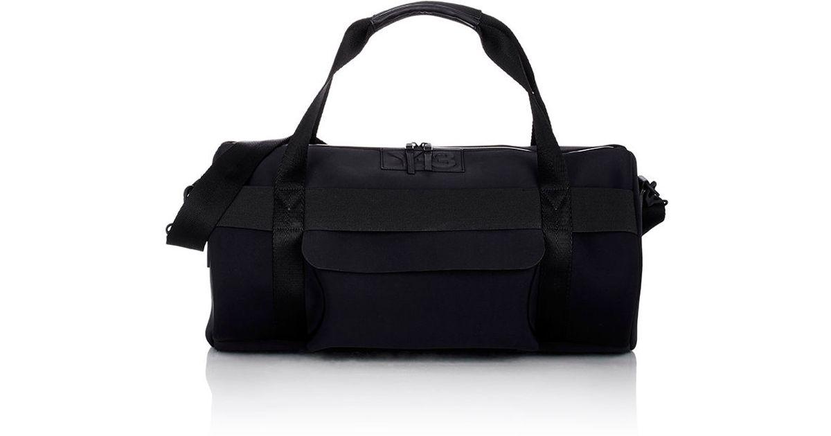 19a956996a9 Y-3 Men's Neoprene Gym Bag in Black for Men - Lyst