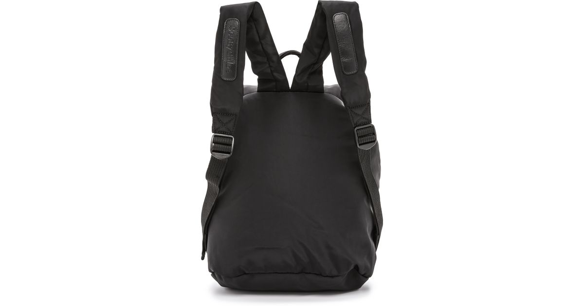 Lyst - See By Chloé Joy Rider Backpack - Black in Black 840429a67280e