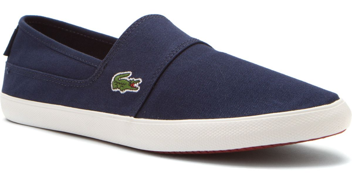 347b18050b40d5 Lyst - Lacoste Marice Lcr in Blue for Men