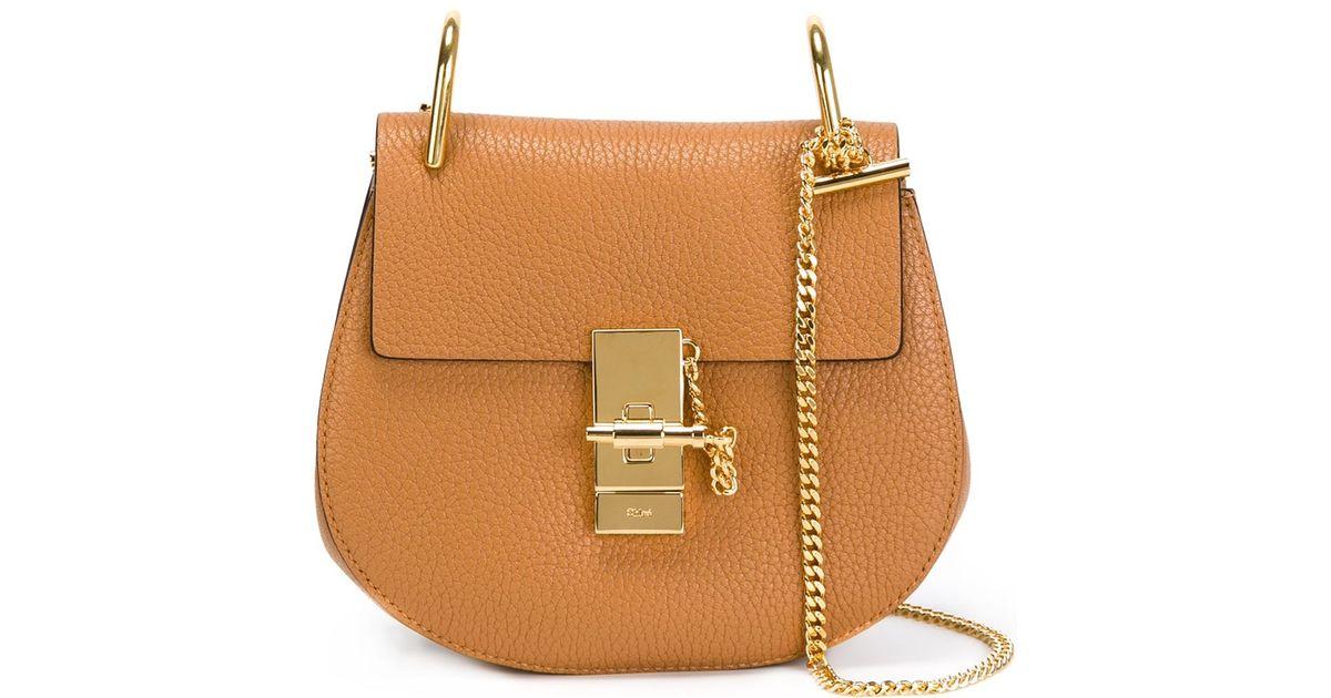 fbf1f21c573 Lyst - Chloé  drew  Shoulder Bag