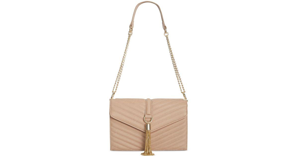 1699b9731e4a Lyst - INC International Concepts Yvvon Shoulder Bag