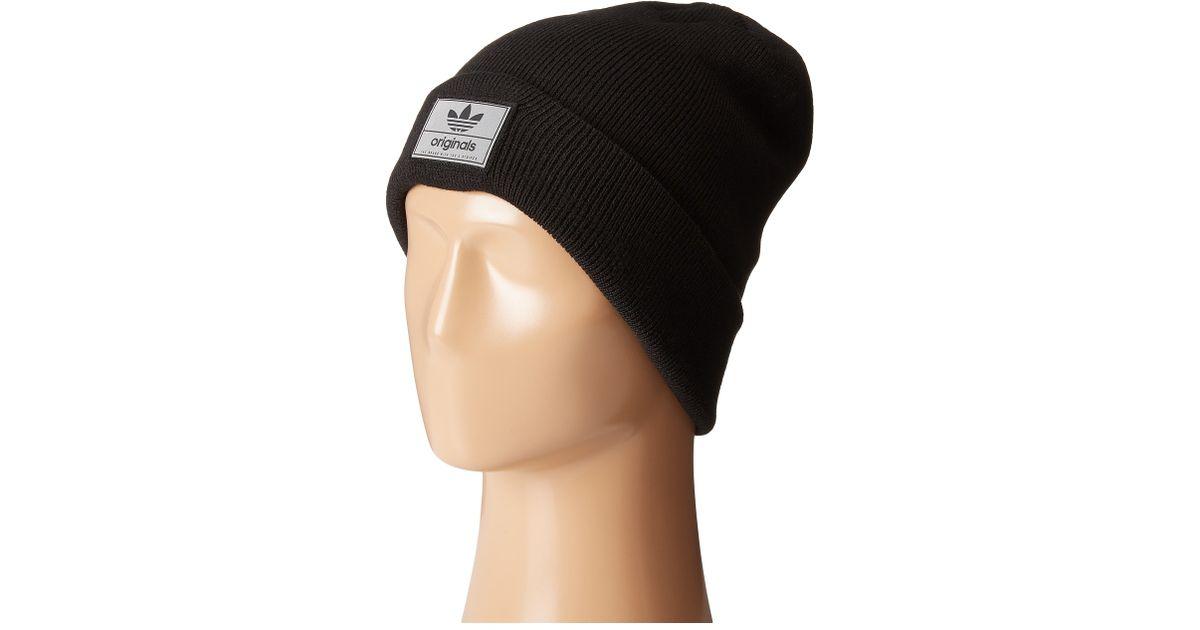 12bcb794698d0 Lyst - adidas Original s Victors Knit in Black for Men