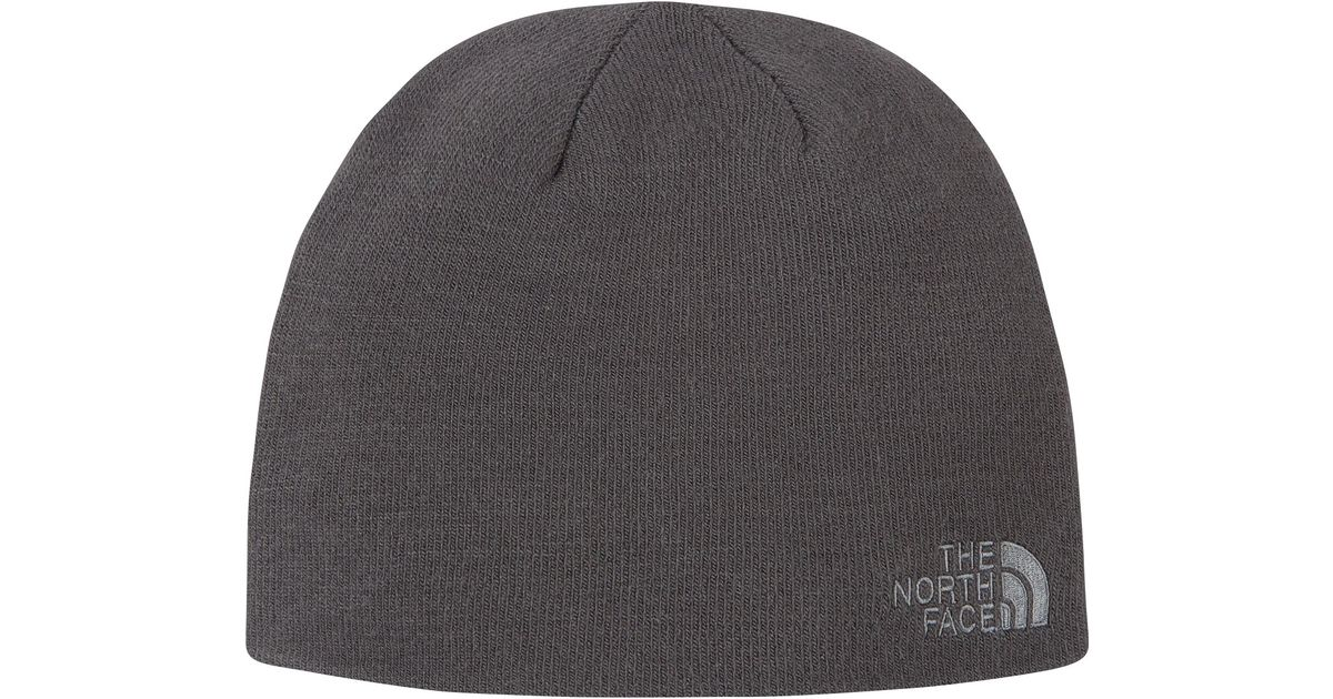 6c457fcf3d5 The North Face Gateway Beanie in Gray for Men - Lyst