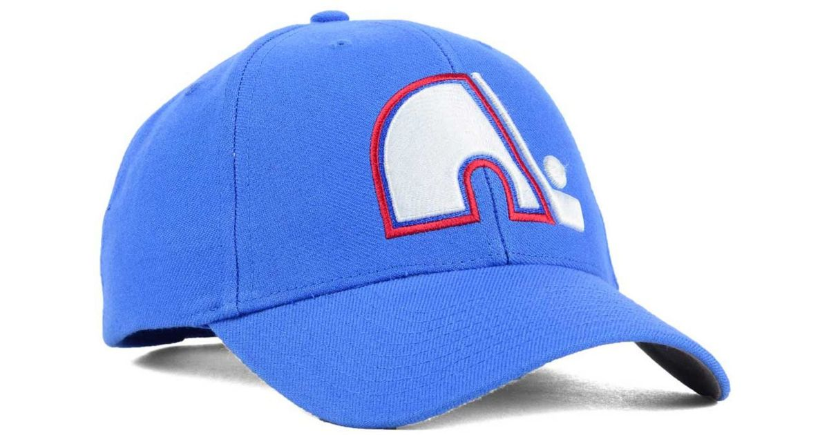 Lyst - 47 Brand Quebec Nordiques Curved Mvp Cap in Blue for Men 32635e3aa0f7