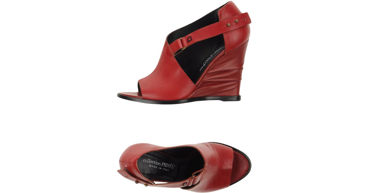Collection Privee Shoes Sale