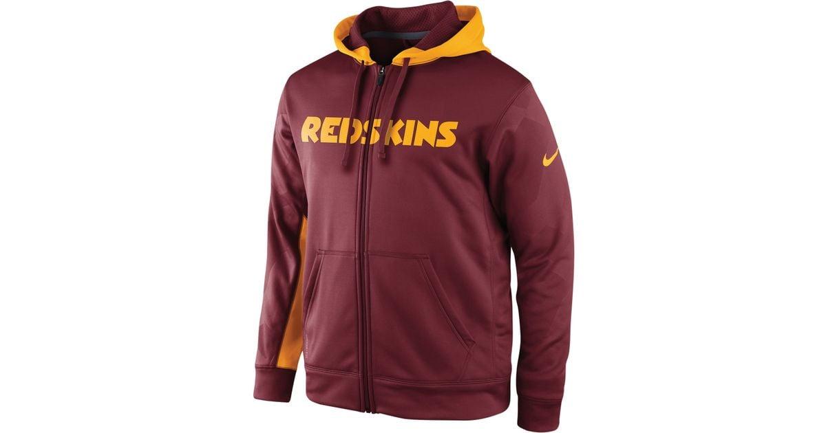 uk availability 2e317 f8659 Ashington Redskins Therma Fit Full Zip Hoodie – Meta Morphoz