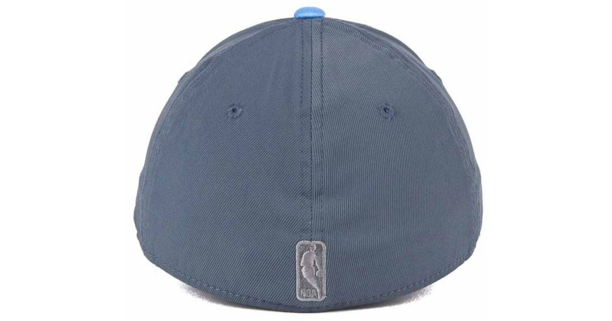 reputable site 152ea 34f87 spain lyst adidas denver nuggets nba gray swat cap in gray for men 37383  027cd