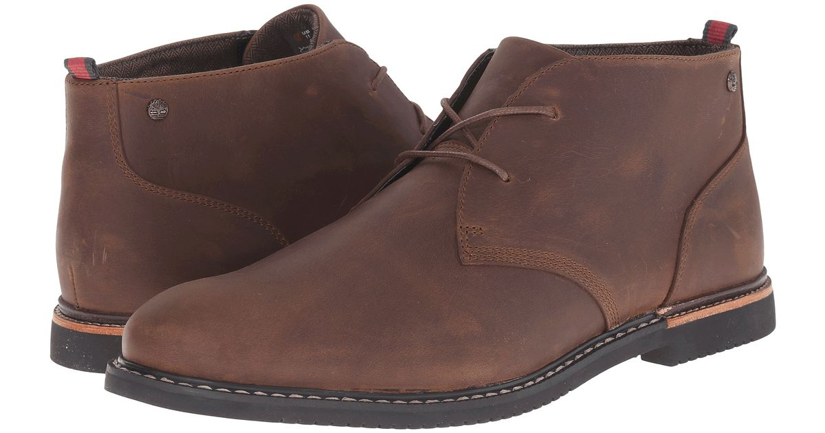 3addeca2229 Lyst - Timberland Earthkeepers® Brook Park Chukka in Brown for Men