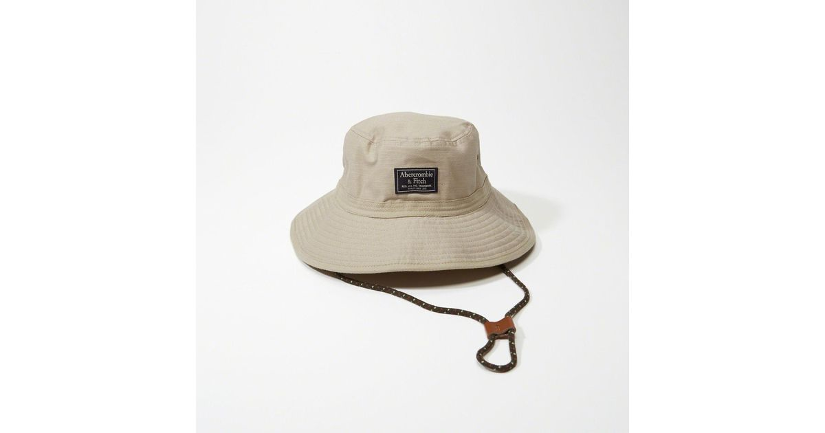 9364e6e8967 Lyst - Abercrombie   Fitch Bucket Hat for Men