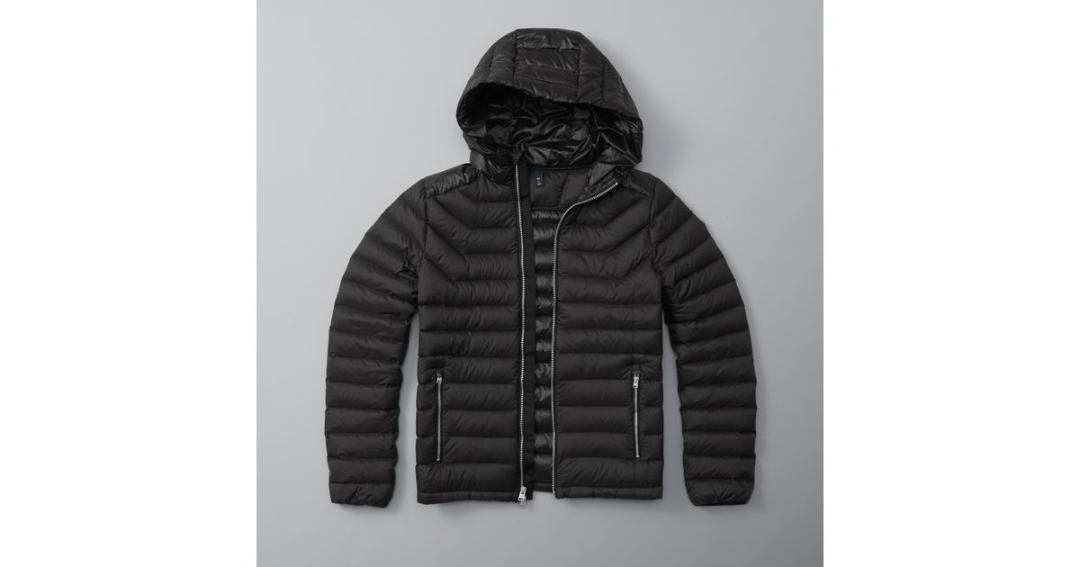 Abercrombie And Fitch Clothing Abercrombie And Fitch Hoodies Abercrombie And Fitch Jackets Abercrombie And Fitch Sweater: Abercrombie & Fitch Lightweight Hooded Puffer