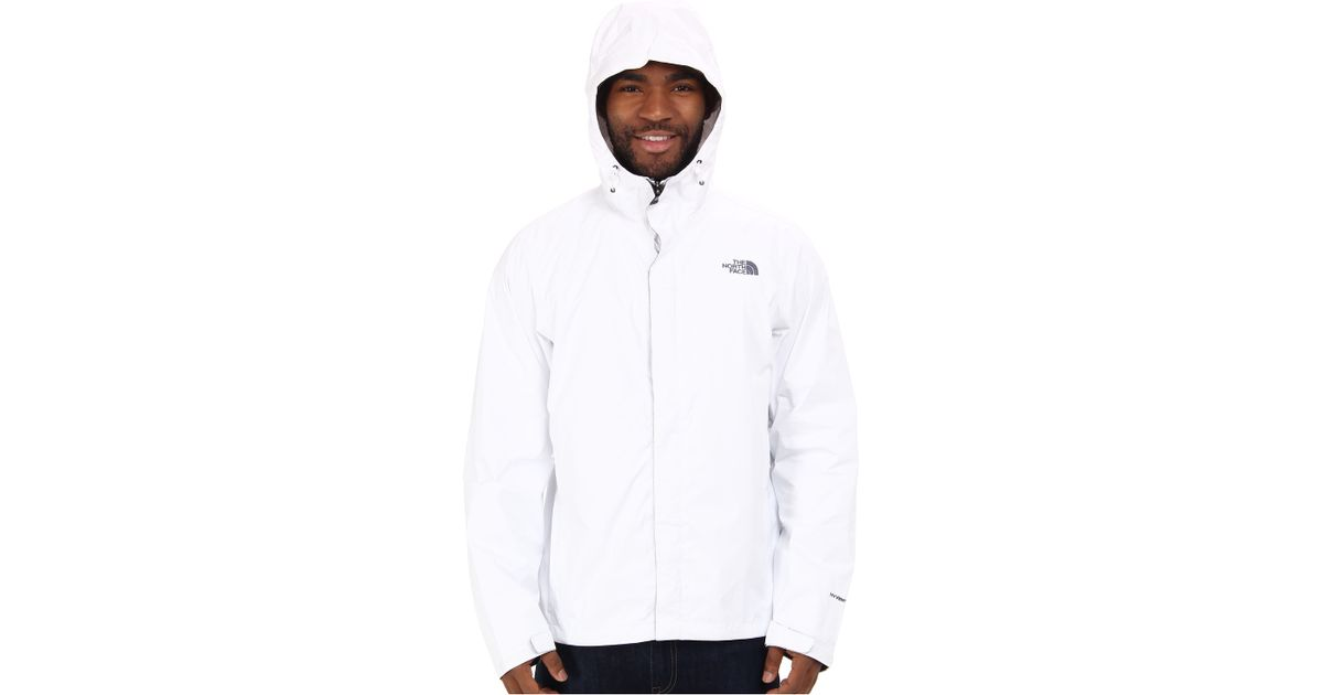3f4472bf425a Lyst - The North Face Venture Jacket in White for Men