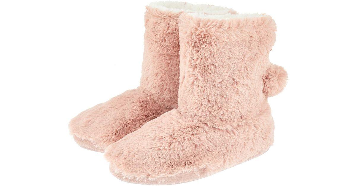 6c23a75b41e1d Fuzzy Slipper Boots - Almaderock.org Best Photo 2018