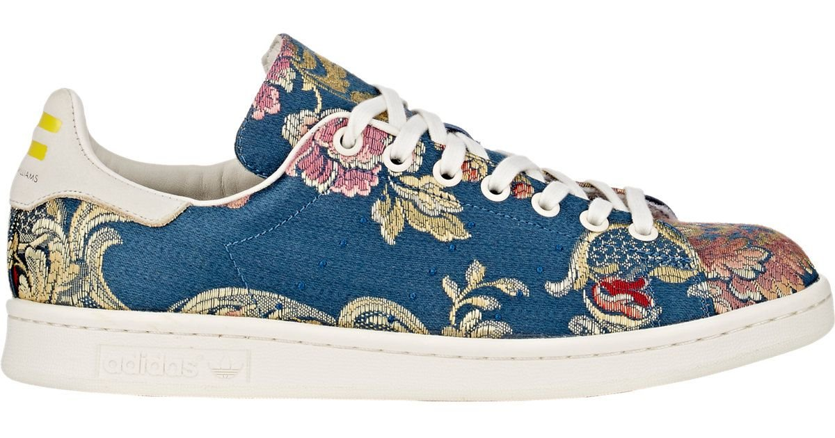 f5911cf9504f adidas Pw Stan Smith Jacquard Sneakers in Blue for Men - Lyst