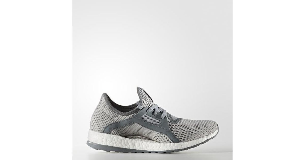 online store 1b0dc 72d1e Lyst - Adidas Pure Boost X Shoes in Gray for Men