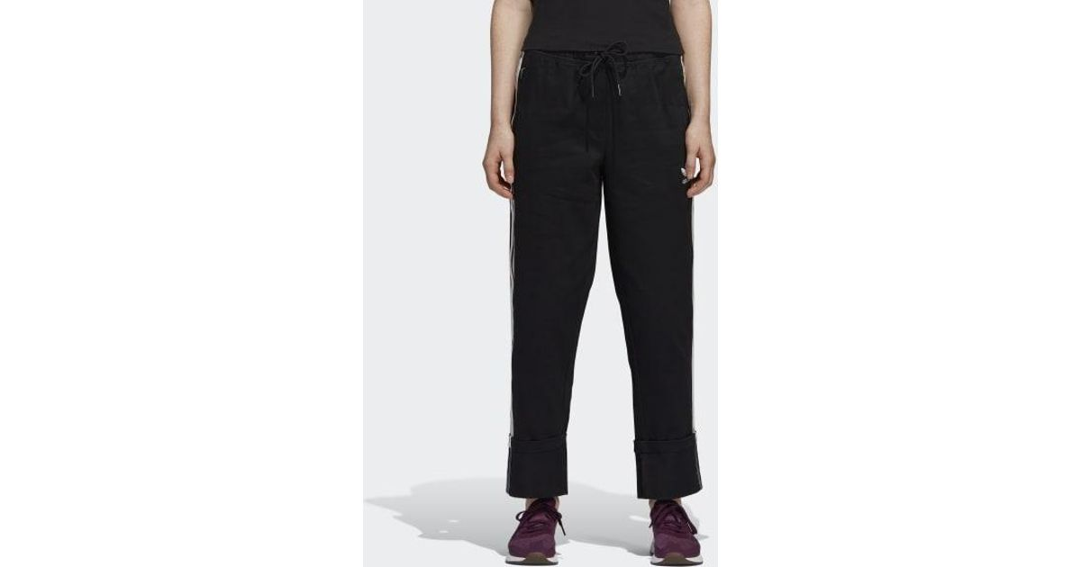 bb67a470 Adidas - Black Clrdo Trousers - Lyst