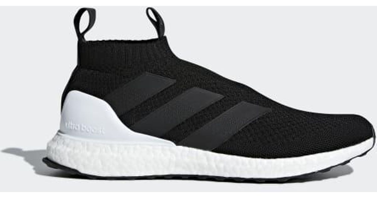 quality design b54f0 0025e Lyst - adidas A 16+ Purecontrol Ultraboost Shoes in Black fo