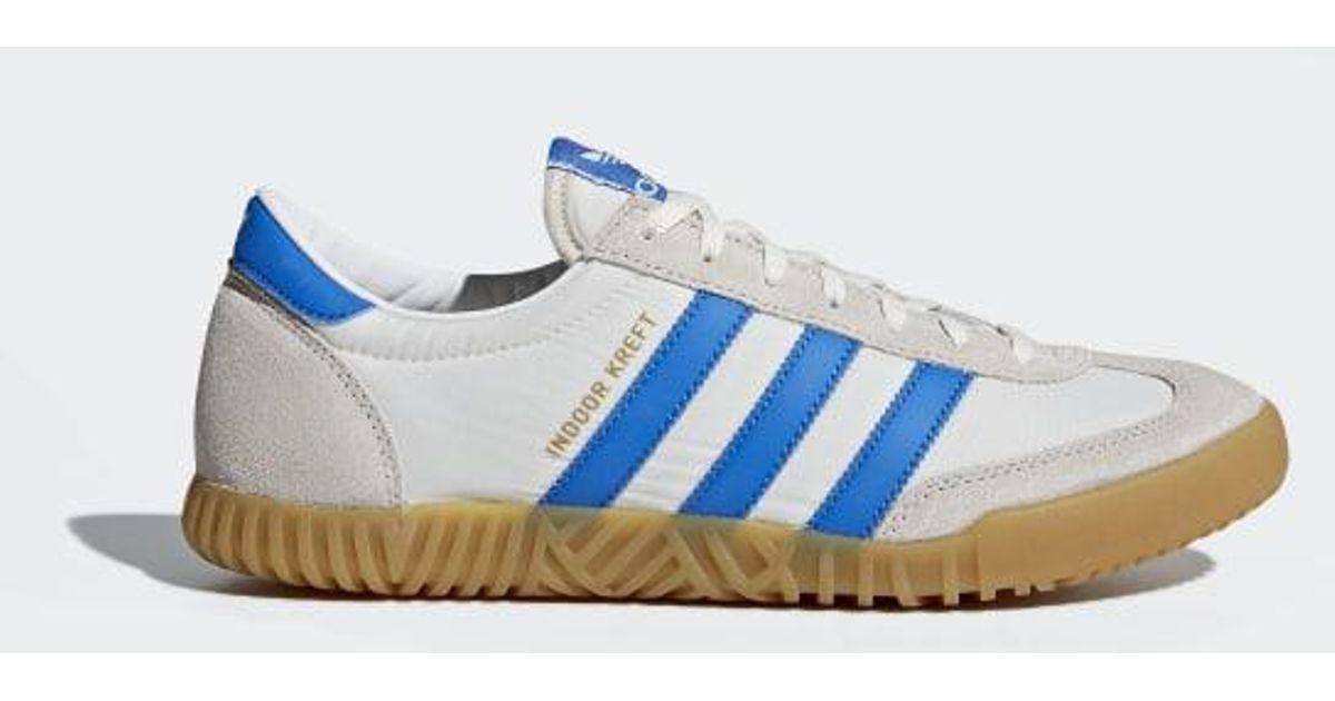 Lyst Adidas indoor Kreft spzl para zapatos en blanco para spzl hombres 8443c5