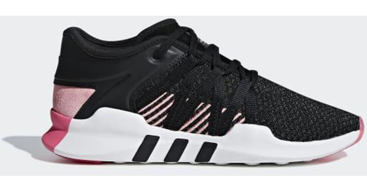 reputable site 33b9d ca1c1 Adidas - Black Eqt Adv Racing Shoes for Men - Lyst