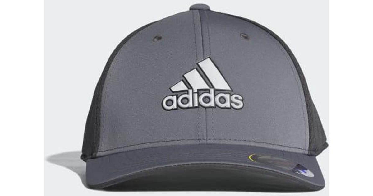 90cce176babb Lyst - Adidas Climacool Tour Cap in Gray for Men