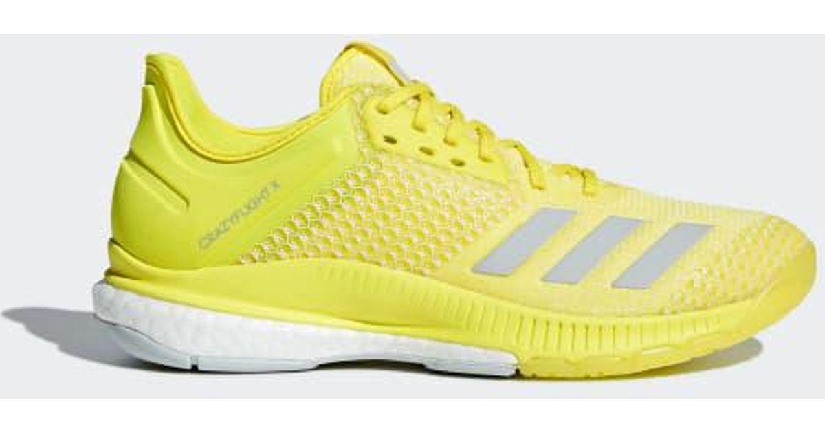 buy online b69bc b5351 Lyst - adidas Crazyflight X 2.0 Shoes in Yellow