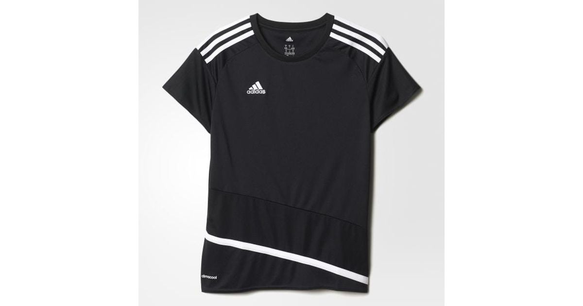 quality design 0e632 28096 Lyst - adidas Regista 16 Jersey in Black for Men