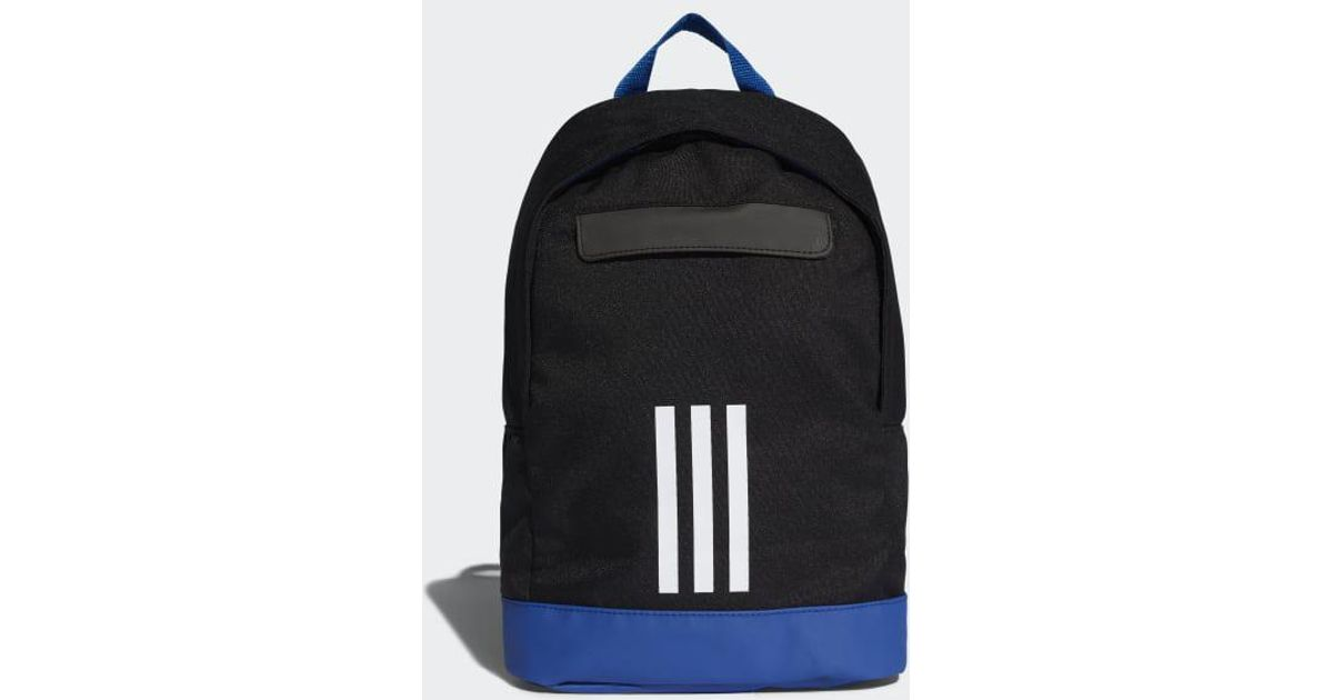 ba26f6ab8a44 Lyst - adidas Adi Classic 3-stripes Backpack Xs in Black for Men