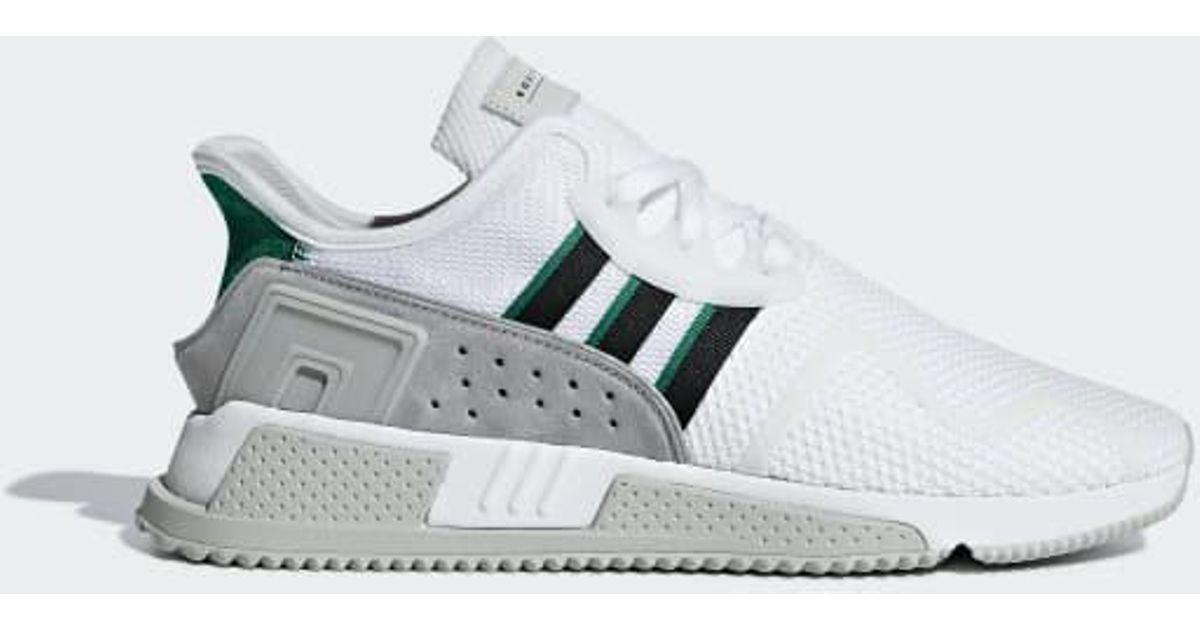 best cheap 31e61 63c60 Lyst - adidas Eqt Cushion Adv Shoes in White for Men