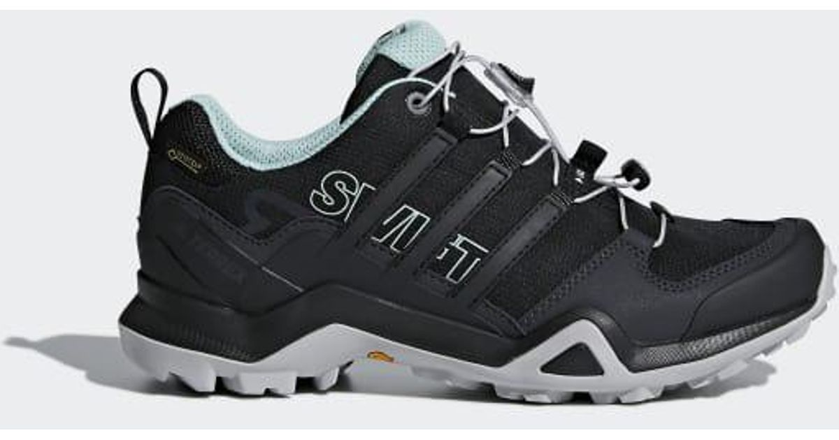 Lyst - adidas Terrex Swift R2 Gtx Shoes in Black - Save 26% 8dc82eb50