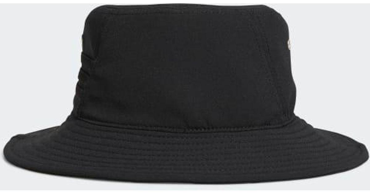 Lyst - adidas Victory 2 Bucket Hat in Black for Men 9b9fb93e059