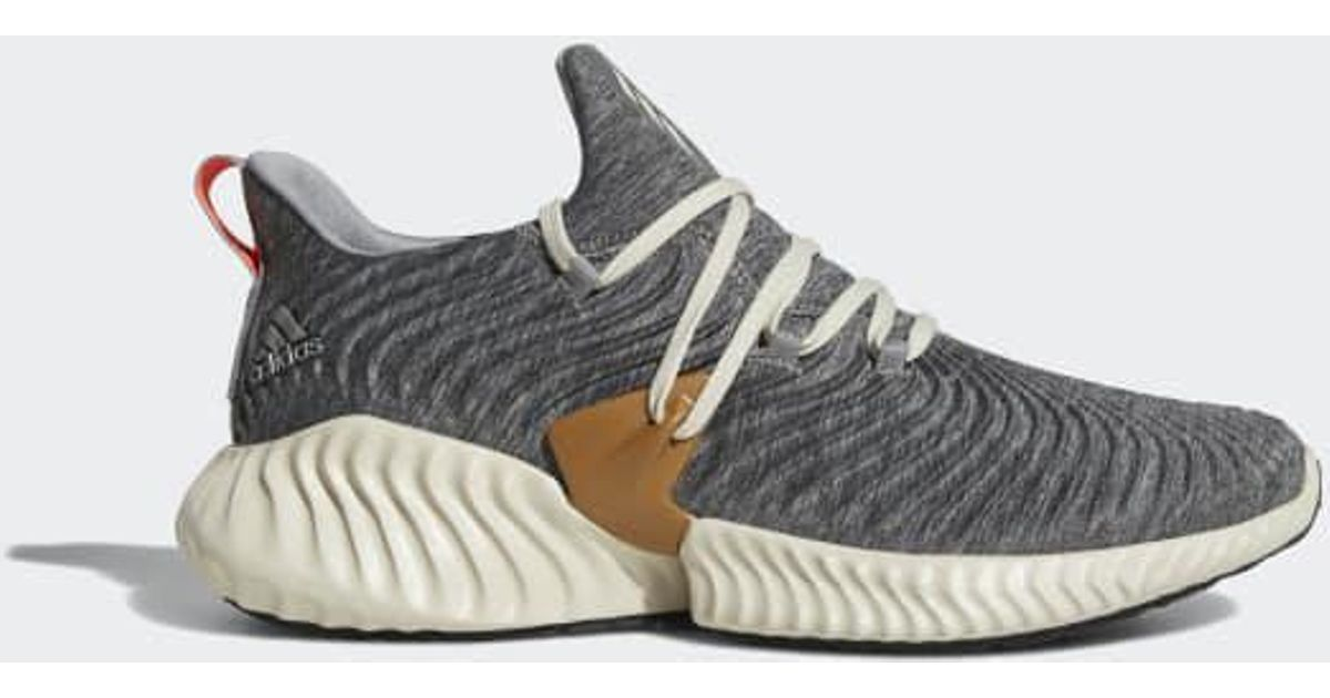 new products 02d9f e674a Lyst - adidas Alphabounce Instinct Shoes in Gray for Men