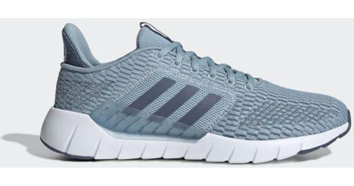 Adidas - Blue Asweego Climacool Shoes - Lyst f51034f1e