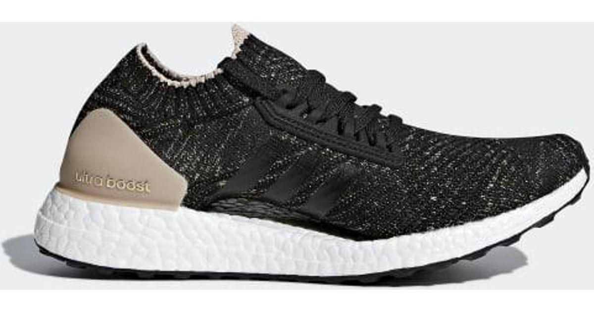 79ba4c499e1 ... new arrivals lyst adidas ultraboost x ltd shoes in gray 5c9a6 4f734