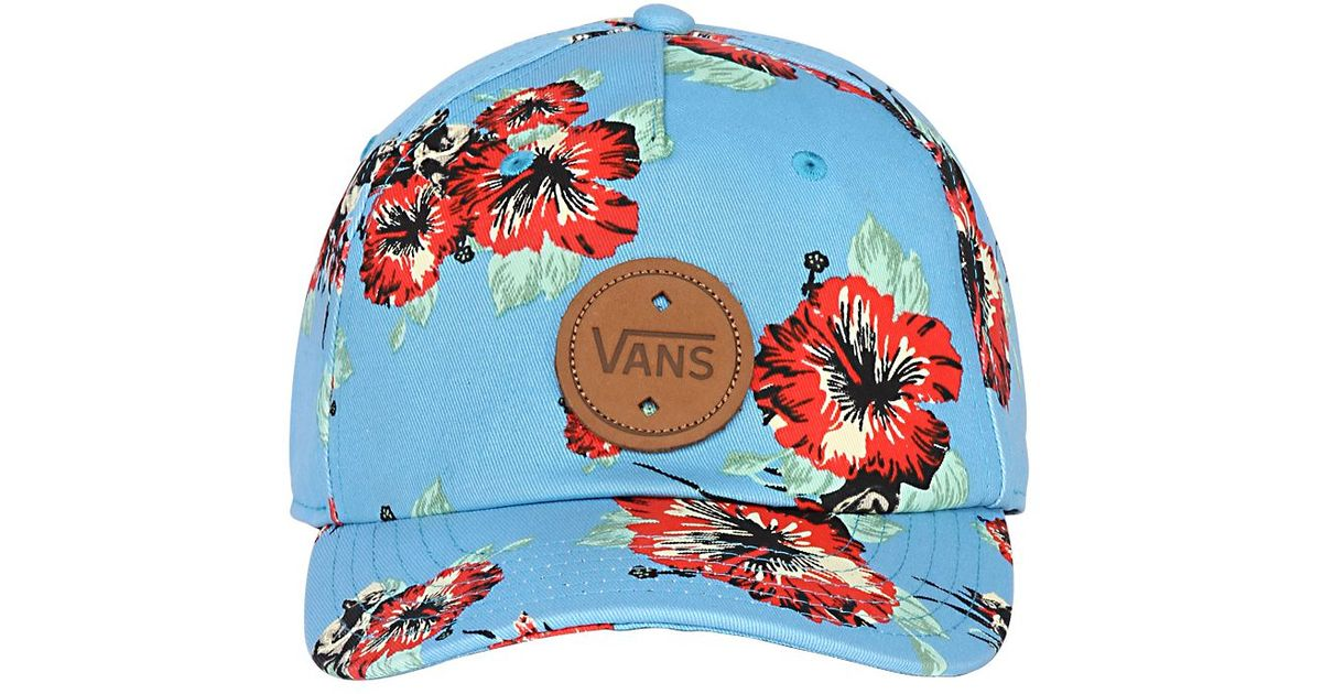 4e7c78908f Vans Star Wars Printed Canvas 5 Panel Hat in Blue for Men - Lyst