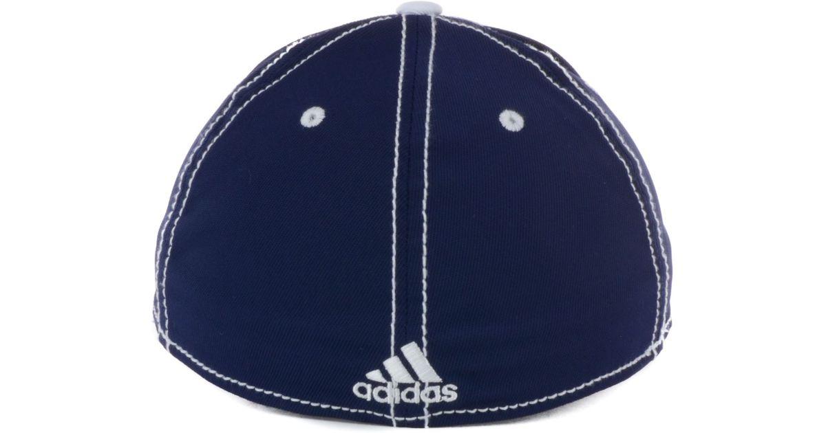 4707f67a621 Lyst - Adidas Memphis Grizzlies Nba Primary Team Flex Cap in Blue for Men