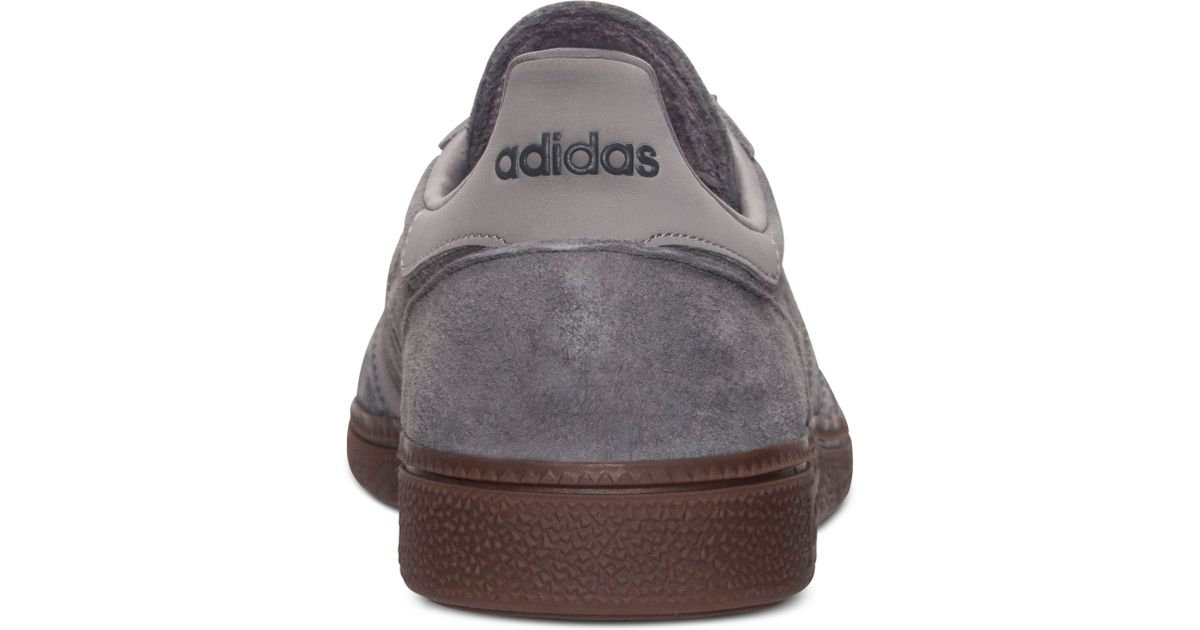 f1e5ee3c4c47 Lyst - Adidas Originals Mens Spezial Casual Sneakers From Finish Line in  Gray for Men