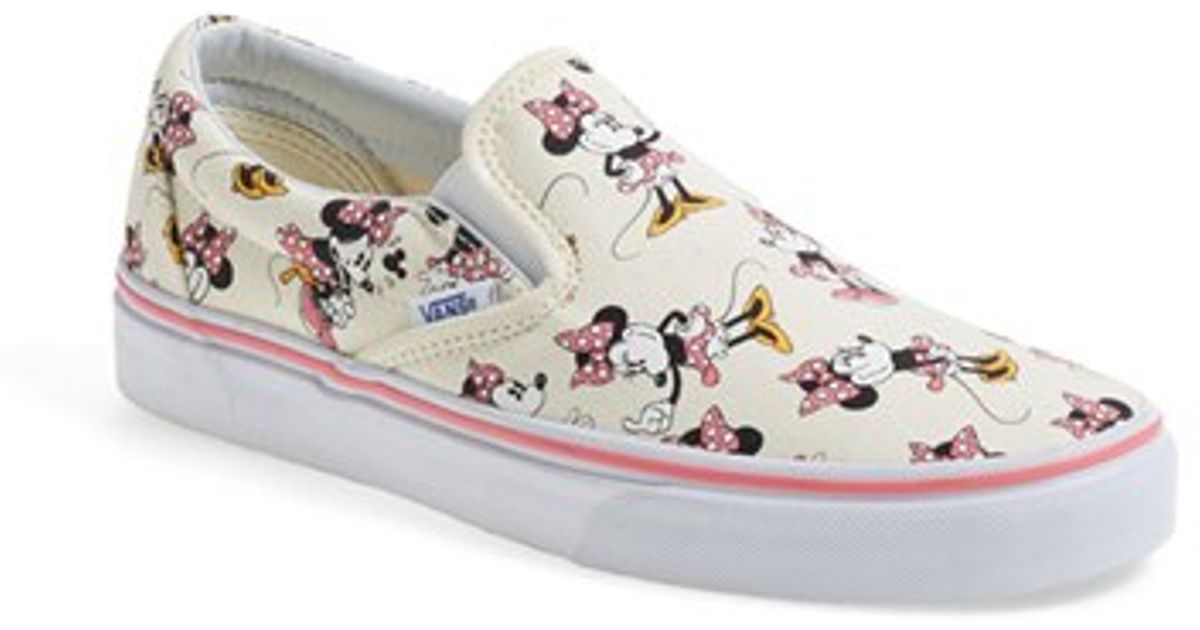 f52ae95b66766d disney minnie mouse vans