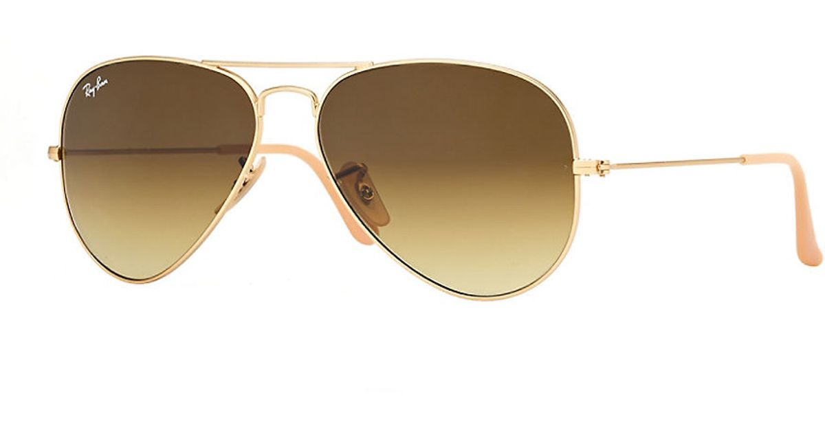 7f5753a99d2 Ray Ban Sunglasses Aviator Women Brown « Heritage Malta
