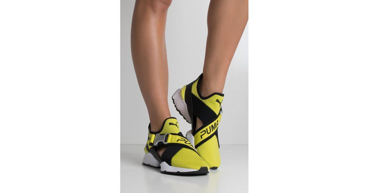 63428aae6b4 Lyst - PUMA Womens Muse Eos Sneaker