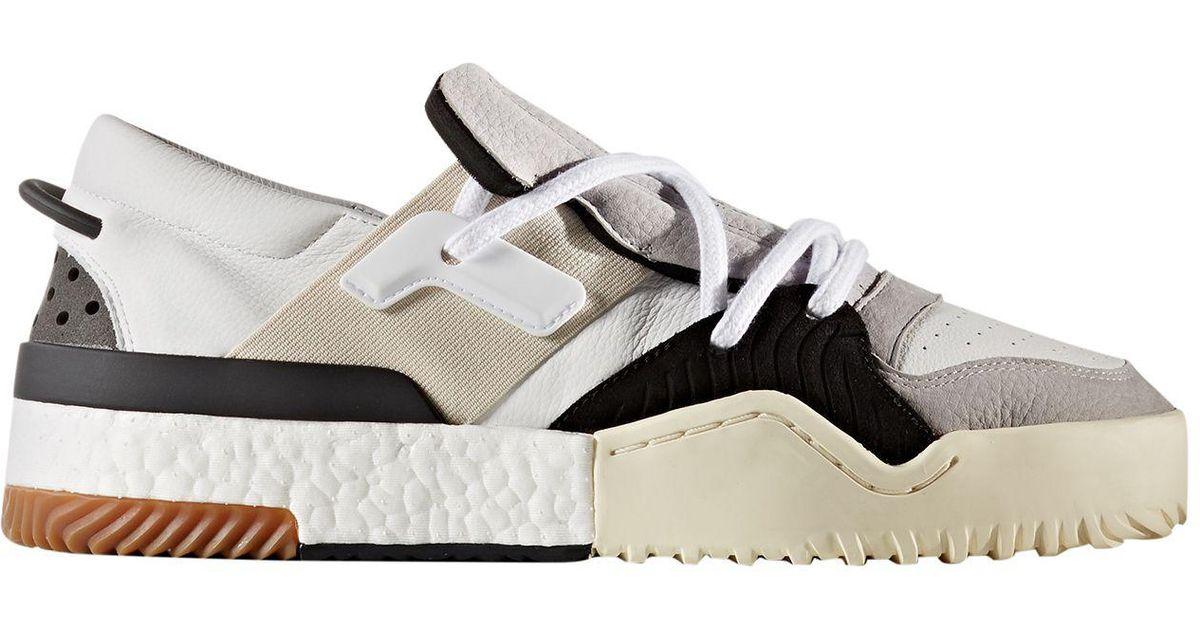 Alexander Wang Gray Adidas Originals By Aw Basketball Shoes for men