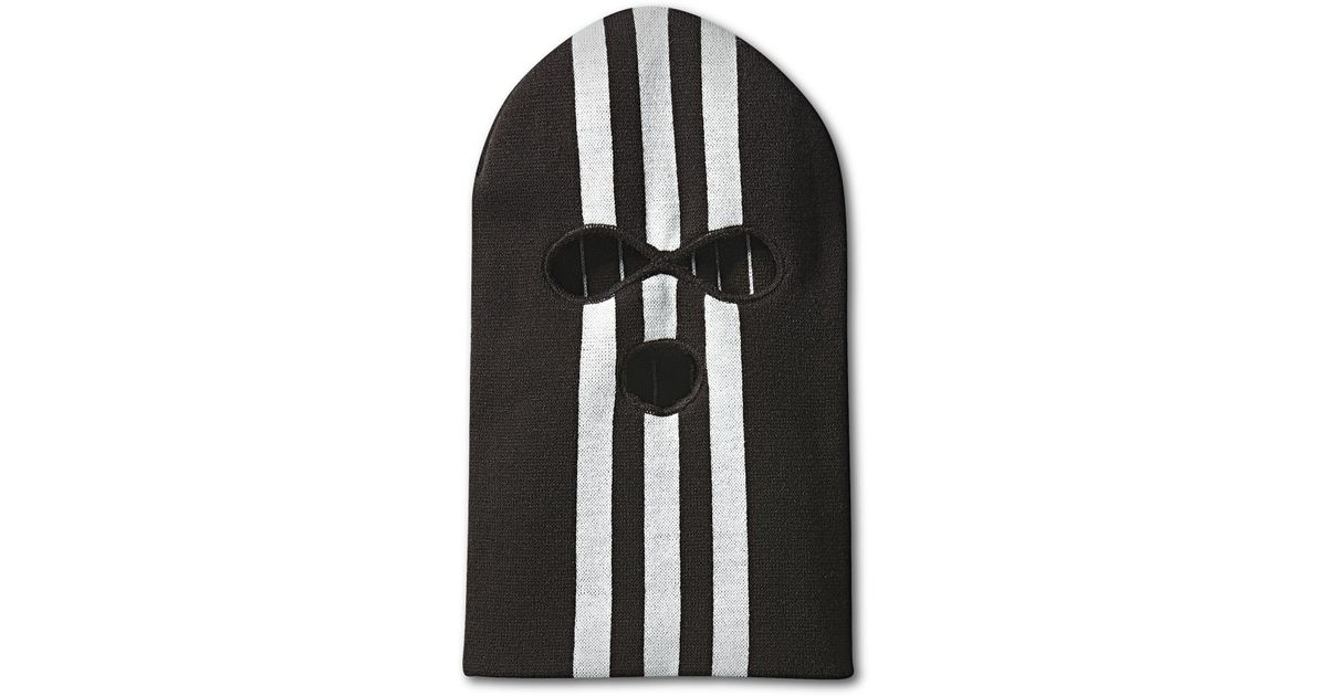 Alexander Wang Adidas Originals By Aw Mask Beanie in Black - Lyst c82bc671bd5