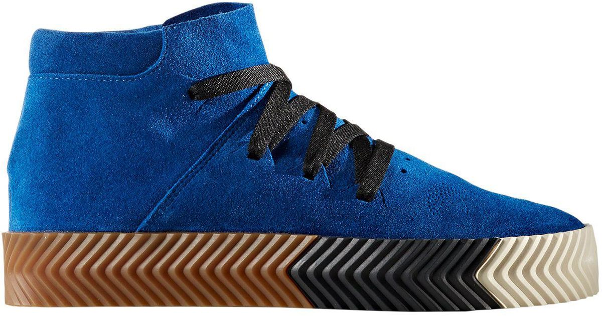 separation shoes f580b ec370 Lyst - Alexander Wang Adidas Originals By Aw Skate Shoes in