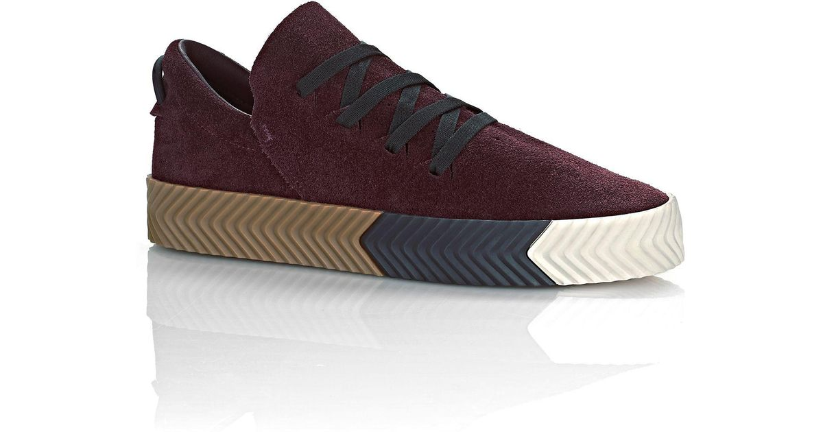 22b66338920 Lyst - Alexander Wang Adidas Originals By Aw Skate Shoes