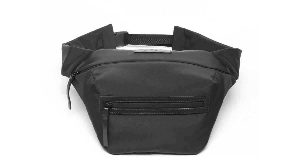 ae8b5ddd06 Lyst - Y-3 Qasa Fan Bag in Black for Men