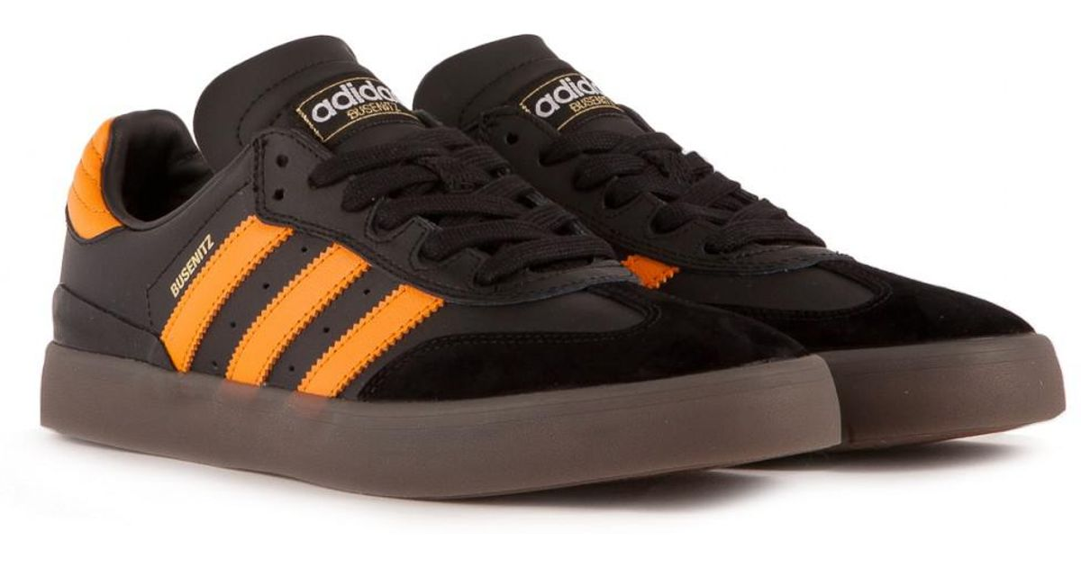 super popular 0ae96 55f99 ... best price lyst adidas originals adidas busenitz vulc samba edition in  black for men 27c9a 7260d