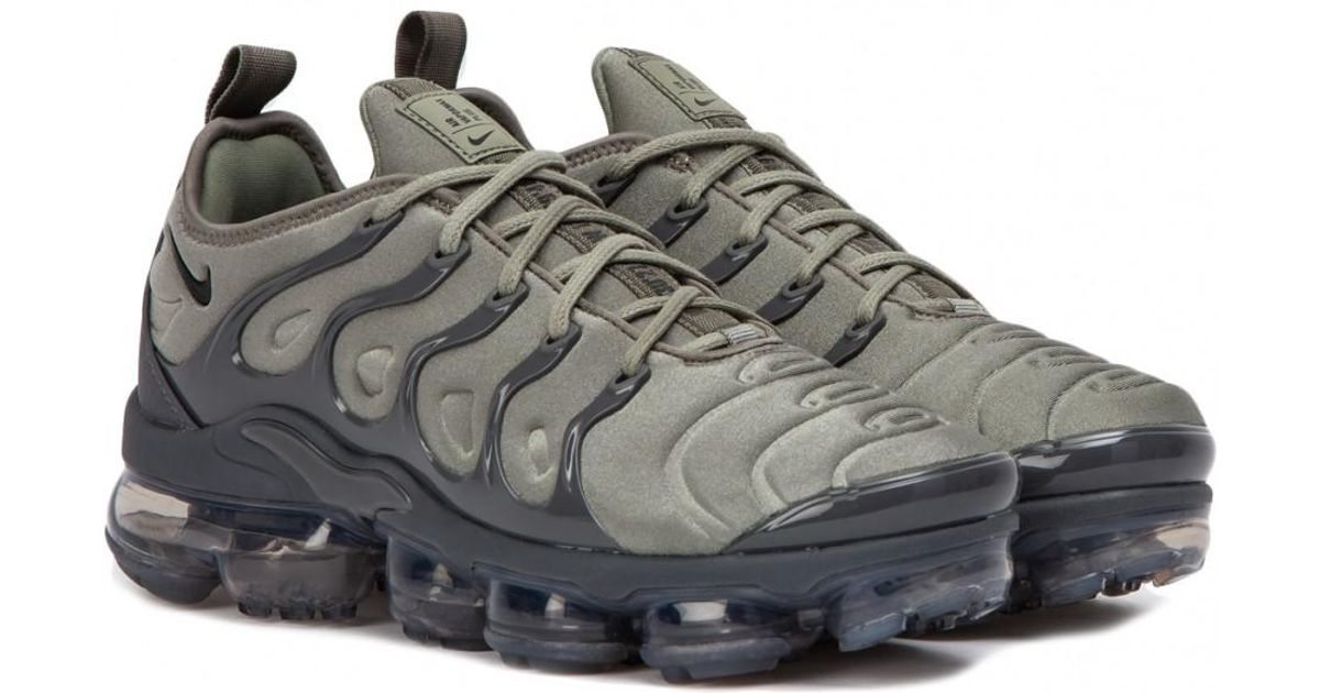a8398481347 Nike Nike Air Vapormax Plus in Green for Men - Lyst