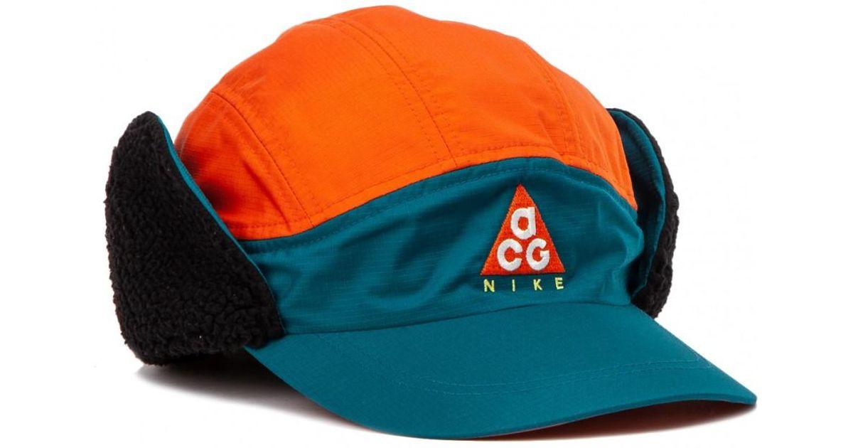 c374e7a8ec8cd Nike Acg Tailwind Sherpa Cap for Men - Lyst